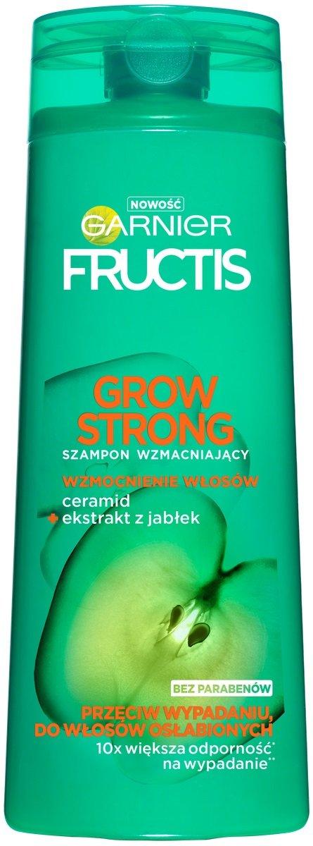 szampon garnier fructis na wypadanie włosów