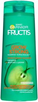 Garnier, Fructis Grow Strong, szampon wzmacniający przeciw wypadaniu do włosów osłabionych, 400 ml-Garnier