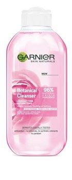 Garnier, Skin Naturals, tonik łagodzący dla skóry suchej i wrażliwej Woda Różana, 200 ml-Garnier