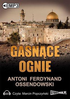 Gasnące ognie-Ossendowski Antoni Ferdynand