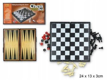 Gazelo, gra planszowa Szachy magnetyczne, G044597-Gazelo