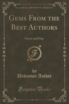 Gems From the Best Authors-Author Unknown