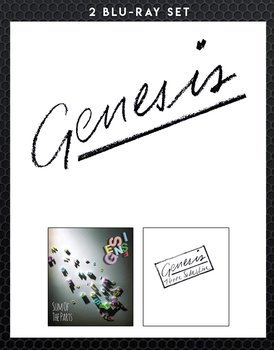 Genesis Sum Of The Parts + Three Sides Live -Genesis Tommy