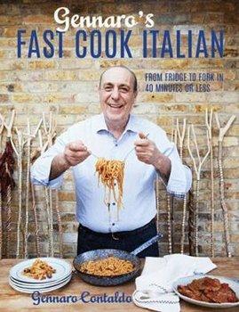 GENNARO'S FAST COOK ITALIAN-Contaldo Gennaro