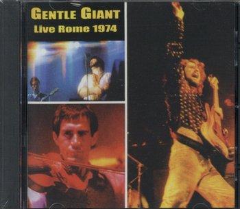 GENTLE GIA LIVE ROME 1974-Gentle Giant