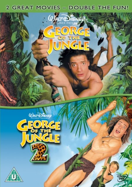 George of the Jungle/George of the Jungle 2 (brak polskiej ...