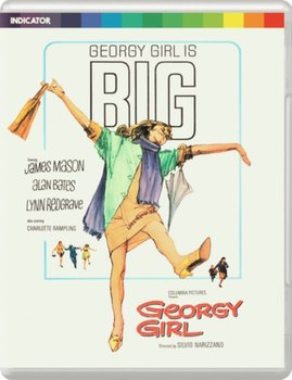 Georgy Girl (brak polskiej wersji językowej)-Narizzano Silvio