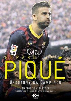 Gerard Pique. Urodzony na Camp Nou                      (ebook)