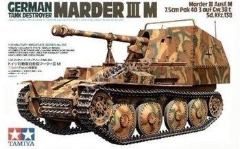 German Tank Destroyer Marder III M-Tamiya