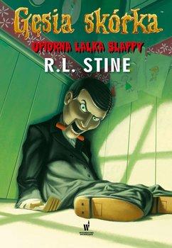 Gęsia skórka. Upiorna lalka Slappy                      (ebook)