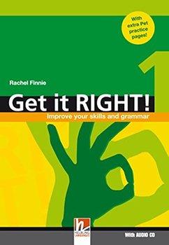 Get it right! 1-Finnie Rachel