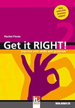 Get it right! 2-Finnie Rachel