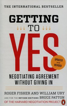 Getting to Yes-Fisher Roger, Ury William