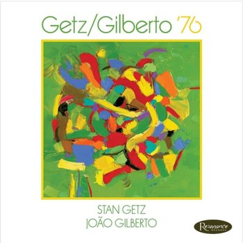 Getz / Gilberto '76-Stan Getz and Joao Gilberto