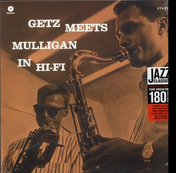Getz Meets Mulligan In Hi-Fi - Getz Stan, Mulligan Gerry