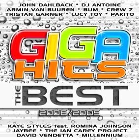 Giga Hits The Best 2008/2009-Various Artists