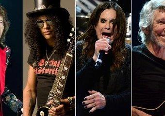 Giganci światowego rocka w kraju nad Wisłą. Jakie koncerty czekają nas w 2018 roku?