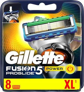 Gillette Fusion Proglide POWER ostrza wklady 8szt-Gillette