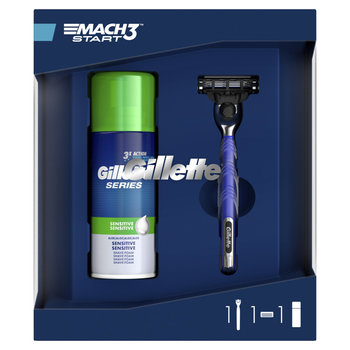 Gillette, Mach 3 Start, zestaw - Gillette