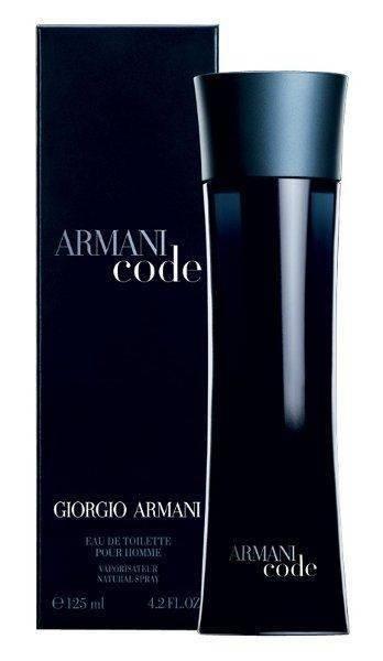 Giorgio Armani, Code pour Homme, woda toaletowa, 125 ml