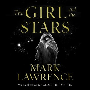 Girl and the Stars-Lawrence Mark
