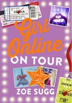 Girl Online: On Tour-Sugg Zoe