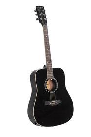Gitara akustyczna D-120BK/ Harley Benton