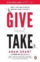 Give and Take-Grant Adam
