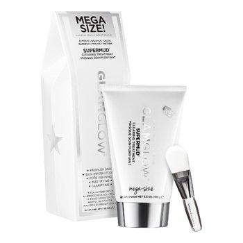 GlamGlow, oczyszczająca maseczka do twarzy Supermud Clearing Treatment, 100 g-Glamglow