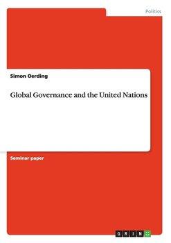 Global Governance and the United Nations-Oerding Simon