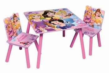 Global, Księżniczki Disneya, Stolik i 2 krzesełka