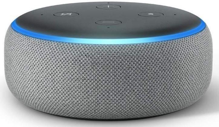 Głośnik AMAZON Echo Dot 3, Bluetooth