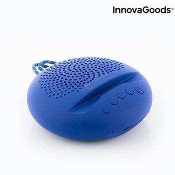 Głośnik bezprzewodowy NIEBIESKI z obsługą urządzeń Sonodock InnovaGoods - Niebieski-InnovaGoods