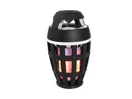 Głośnik Bluetooth LTC z lampą LED ozdobna pochodnia