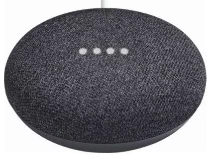 Głośnik GOOGLE Home Mini Charcoal US + PL OEM