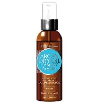 Glyskincare, suchy olejek arganowy do ciała i włosów, 125 ml-Glyskincare