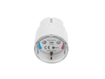 Gniazdko LANBERG Smart Home Plug, WiFi, 2.4 GHz-LANBERG