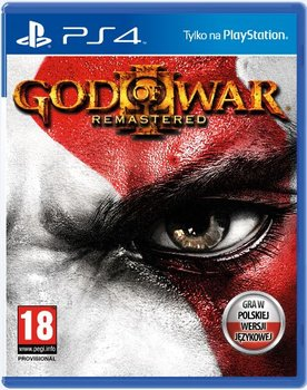 God of War 3 - Remastered-Sony Computer Entertainment