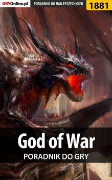 God Of War - poradnik do gry-Misztal Grzegorz Alban3k