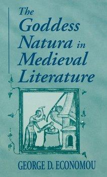 Goddess Natura in Medieval Literature-Economou George D.