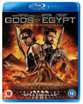 Gods of Egypt (brak polskiej wersji językowej)-Proyas Alex