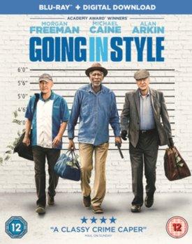 Going in Style (brak polskiej wersji językowej)-Braff Zach