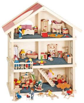 Goki, domek dla lalek-Goki