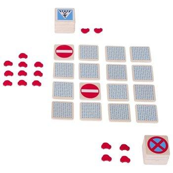 Goki, gra logiczna Znaki drogowe-Goki