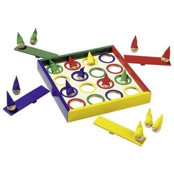 Goki, gra zręcznościowa Latające krasnale-Goki