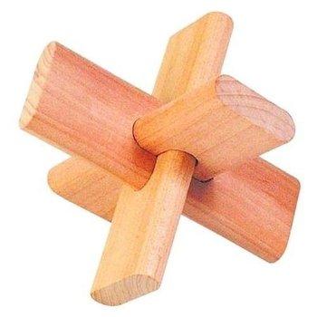 Goki, łamigłówka Krzyżyk-Goki