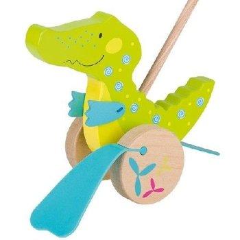Goki, pchacz Krokodylek-Goki