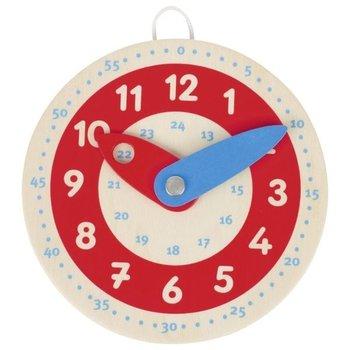 Goki, Podręczny zegar drewniany-Goki