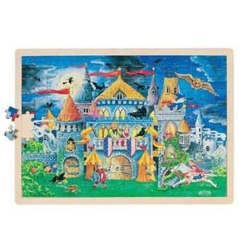 Goki, puzzle Królewski zamek-Goki