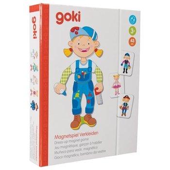 Goki, puzzle magnetyczne-Goki